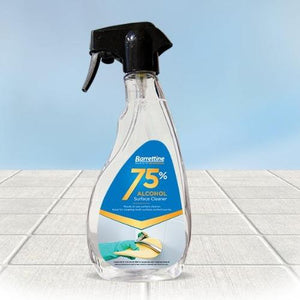 SURFACE CLEANER 75% ALCOHOL (500ml)