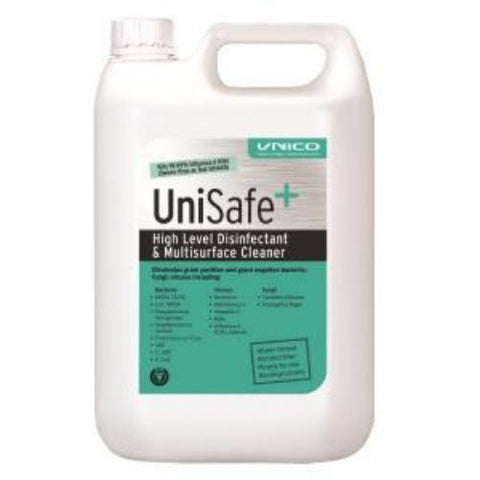 UniSafe Plus Anti Viral Cleaner (2 x 5L Refill)