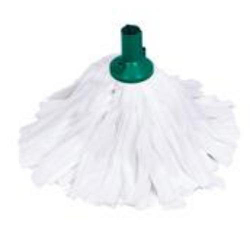 Exel Big White Socket Mop - R/B/Y/G/W