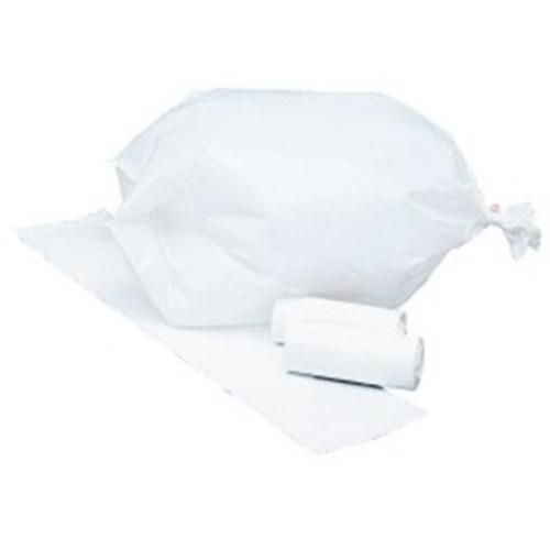 Swing Bin Liner on Roll -  White