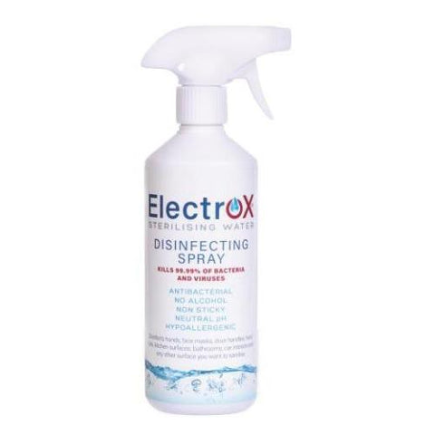 Sterilising Water Disinfectant Spray 0.5L