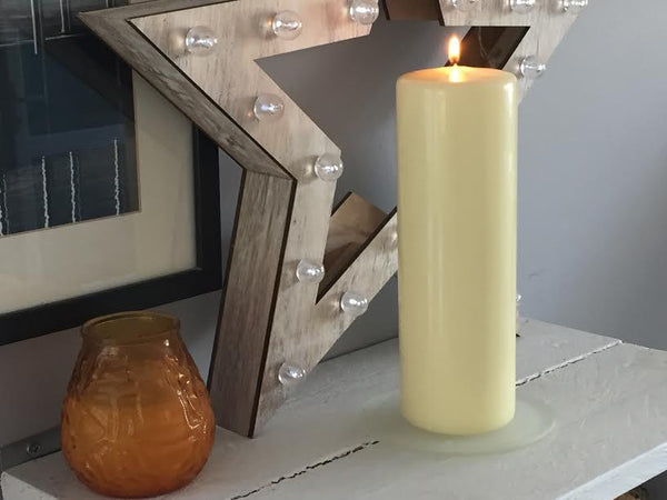 Pillar Candle 70mm