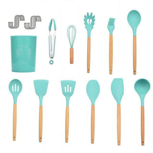 The Royal Silicone Cookware Set
