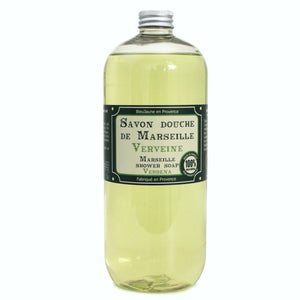 1 ltr Refill Verbena Marseille natural body and hand wash