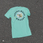 Load image into Gallery viewer, Mint Crew Tee