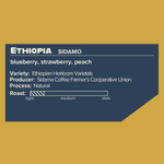 Load image into Gallery viewer, Ethiopia Sidamo SCFCU