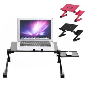 Laptop Table Stand with Mouse Pad