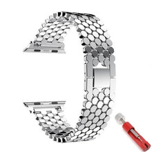 Load image into Gallery viewer, Hive Stainless Steel Strap