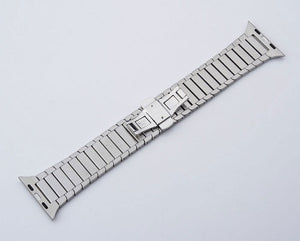 Stainless Steel Strap With Butterfly Buckle