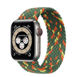 Braided Solo Loop Luxury Strap