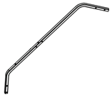A627.2 Windshield support-B