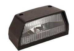 Number Plate Light Unit