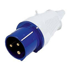 230V (Blue) Industrial Plug