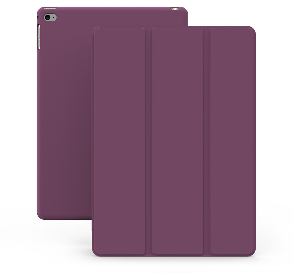 Dual Case For iPad Air 2 - Purple