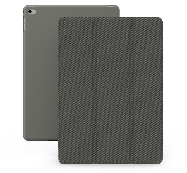Dual Case For iPad Air - Grey