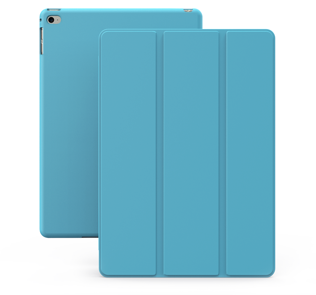 Dual Case For iPad Air 2 - Blue