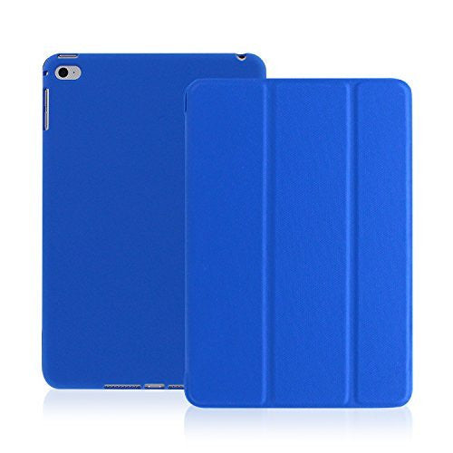 Dual Case For iPad Air Twill Blue