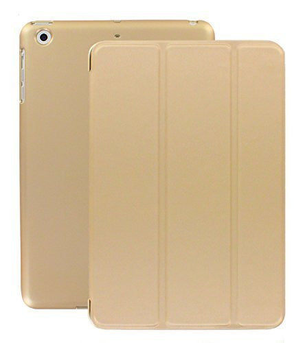 Dual Case Cover For Apple iPad Air - Gold