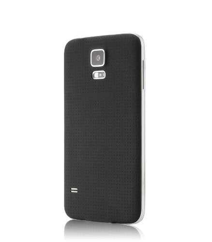 Back Cover For Samsung Galaxy S5 - Black