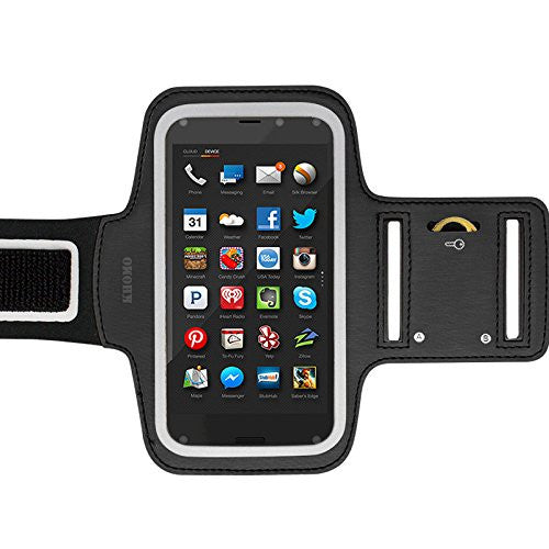 Sports Armband Case For Amazon Fire Phone - Black