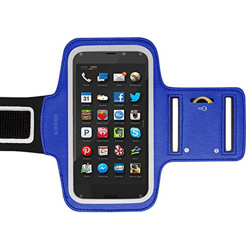 Sports Armband Case For Amazon Fire Phone - Blue
