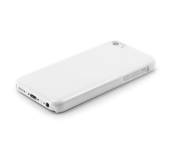 Snap On For iPhone 5c - White UV