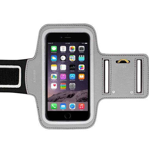 Sports Armband For iPhone 6 4.7 - Grey