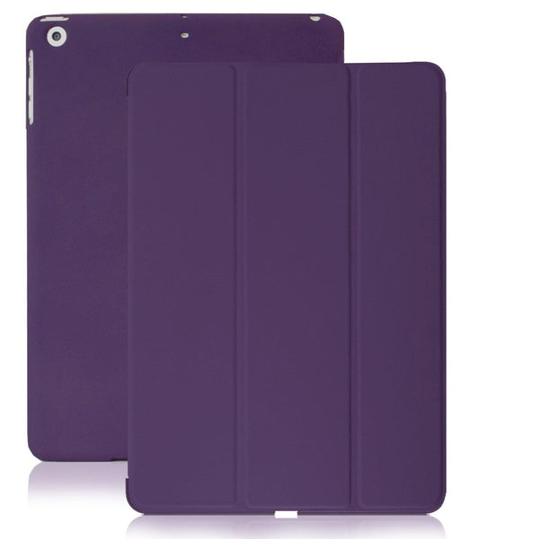 Dual Case For iPad Air - Purple