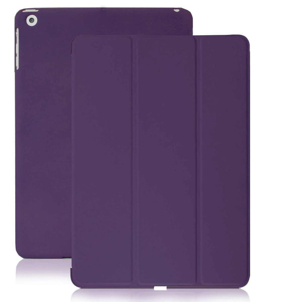Dual Protective Case For iPad 2nd 3rd & 4th Generation - Purple