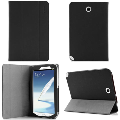 Case Cover 3-Fold Leather Folio For Samsung Galaxy Note 8.0