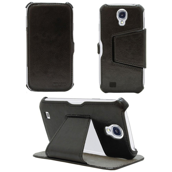 Hot Press Case for Samsung Galaxy S4 - Black