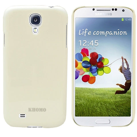 Snap On For Samsung Galaxy S4 - White UV