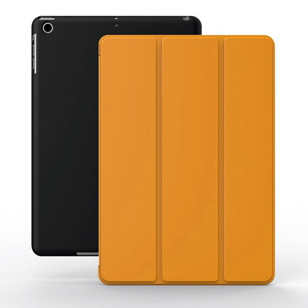 Dual Case For iPad Mini 4 Orange/Black