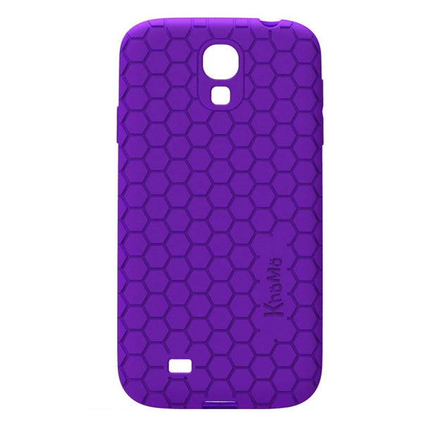 Honeycomb Case For Samsung Galaxy S4 - Purple
