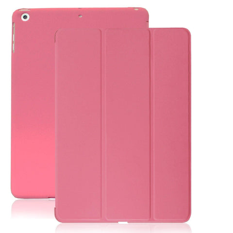 Dual Protective Case For iPad 2nd 3rd & 4th Generation - Pink / Pink