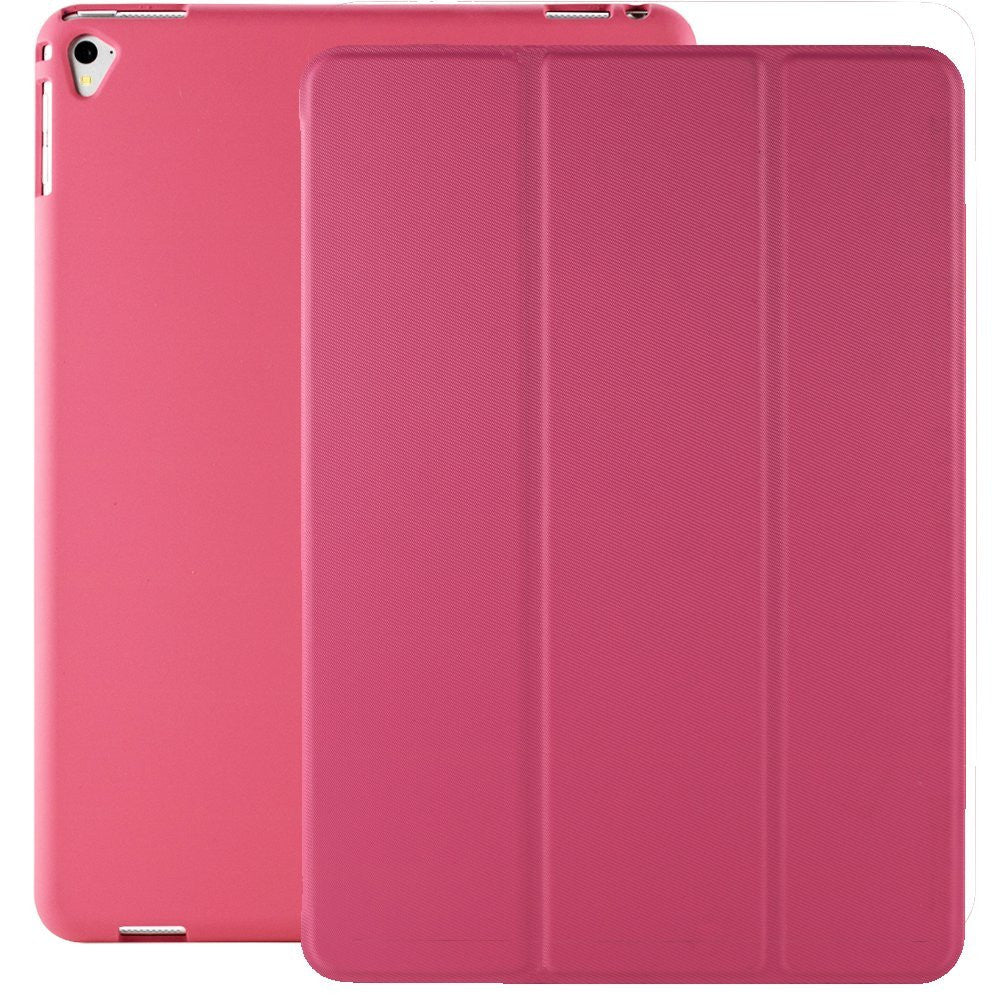 Khomo Dual Twill Pink iPad Pro Super Slim Cover 12.9