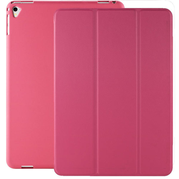 Khomo Dual Dark Pink Slim Cover For Apple iPad Pro 9.7