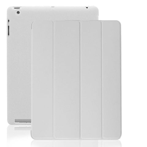 Dual Protective Case For iPad 2nd 3rd & 4th Generation - White
