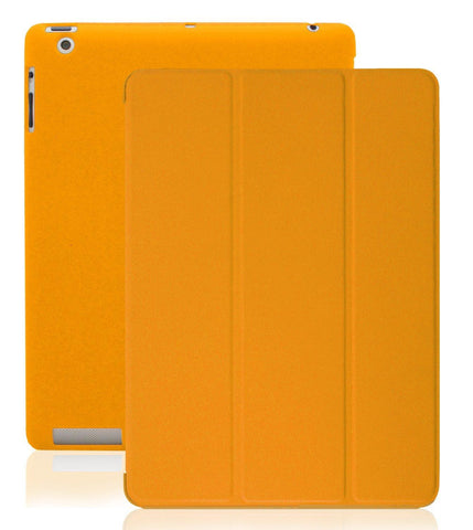 Dual Protective Case For iPad 2nd 3rd & 4th Generation - Orange