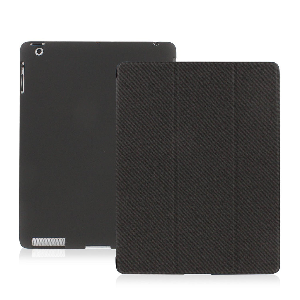 Dual Protective Case For iPad 2nd 3rd & 4th Generation - GREY