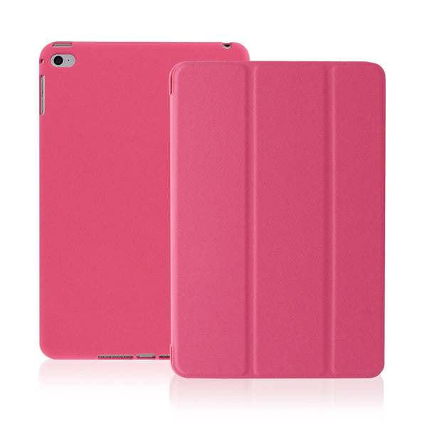 Dual Case For iPad Air 2 Dark Pink