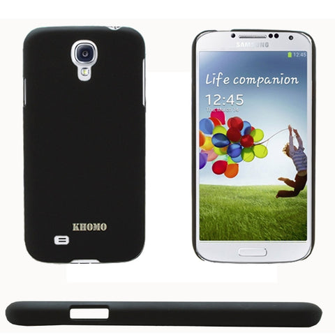 Snap On For Samsung Galaxy S4 - Black UV