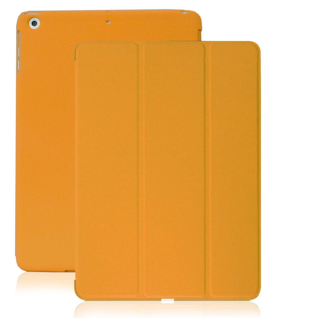 Dual Case For iPad Air - Orange