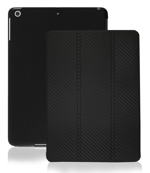 Dual Case For iPad 2nd 3rd & 4th Generation - Carbon Fiber