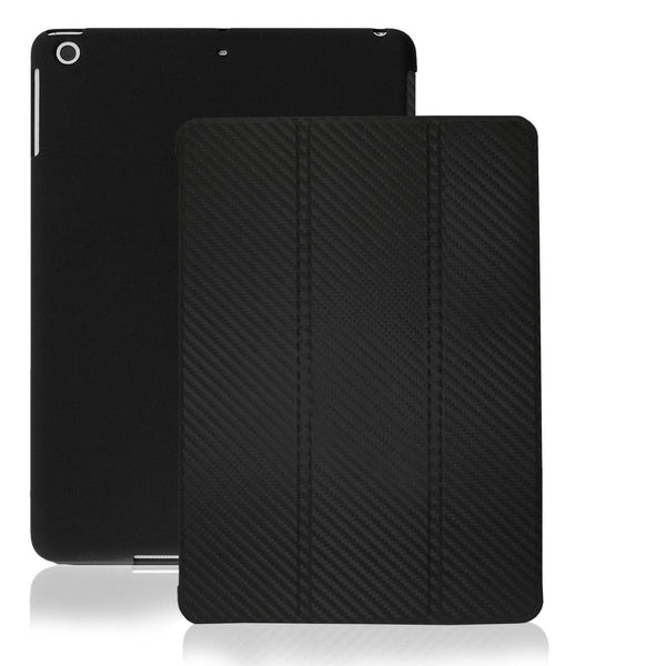 Dual Case For iPad Air - Carbon Fiber