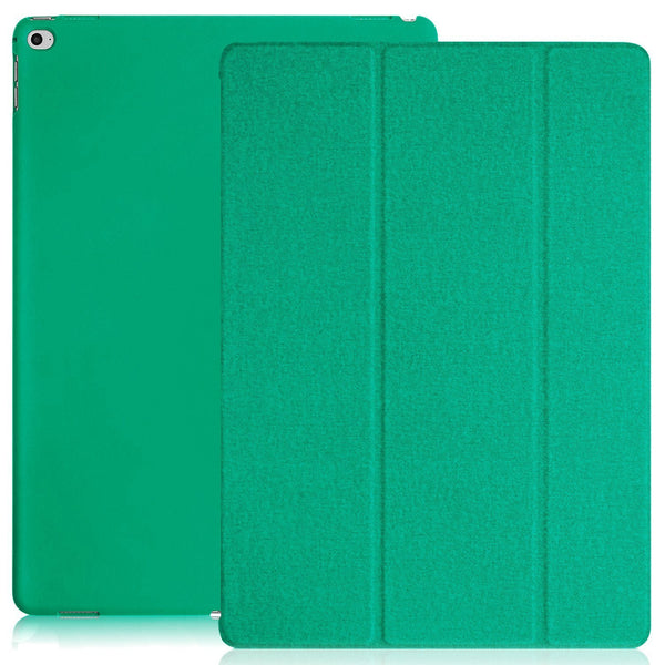 Dual Case For iPad Pro 12.9 Inch Twill Green