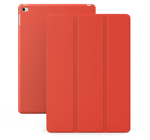 Dual Case For iPad Air 2 - Red
