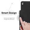 Dual Case Cover With Pen Holder For Apple iPad Pro 12.9 - Leather Black