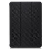 Dual Case Cover For Apple iPad Air 3 ( 2019 ) Super Slim With Smart Feature - Carbon Fiber