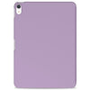 Dual Case Cover For Apple iPad Pro 12.9 Inch 3rd Generation  Super Slim With Rubberized Back & Smart Feature - Lavender Purple